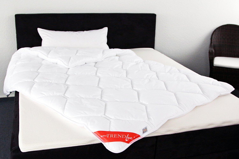 Allergiker Bettwäsche Test Schlafzimmer Grau Braun Sommer