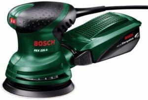 Bosch PEX 220 A im Test