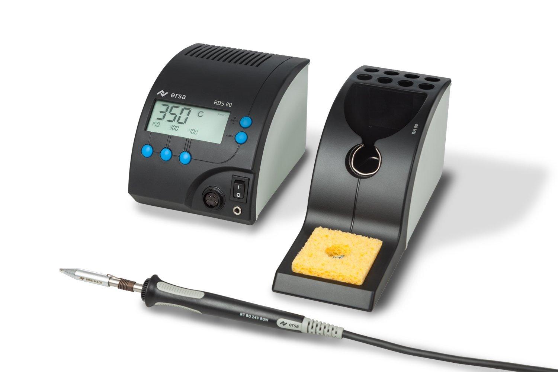 Heimwerker Praxis Test Laser Entfernungsmesser : Ersa rds 80 lötstation test 2019