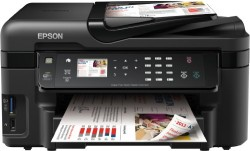 Epson WorkForce WF-3520DWF im Test