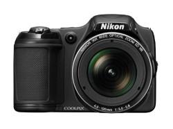 Nikon Coolpix L820 im Test