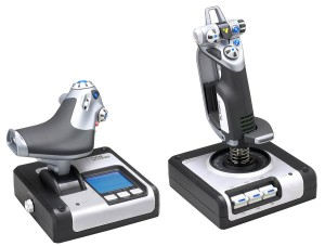 Saitek X52 Flight Control System im Test