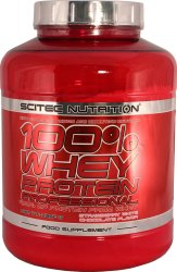 Scitec Nutrition 100 Whey Protein Professional im Test
