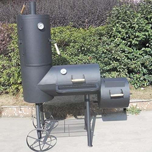 syntrox germany xxl smoker barbecue bbq grill test 2018. Black Bedroom Furniture Sets. Home Design Ideas